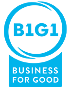 B1G1 Business for Good logo